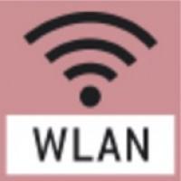 PLJ-A06, Interfaccia WLAN per il collegamento wireless a reti e dispositivi Wi-Fi, non istallabile successivamente